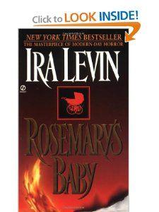 Rosemary's Baby: Ira Levin: 9780451194008: Amazon.com: Books