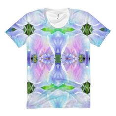 Pastel Flowers Women's T-shirt