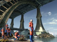 science fiction - : Yahoo Image Search Results