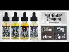 Liked on YouTube: The Cloud Company Full Line E Juice Review Suicide Bunny #vape #vapeallday #improof #ejuice http://youtube.com/vapelovely