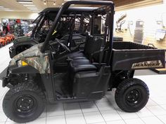 New 2015 Polaris Ranger®EV ATVs For Sale in Kansas. NEW: Enhanced styling and Pro-Fit™ accessory integration NEW: Increased suspension travel and refined cab comfort, including standard tilt steering NEW: 20% more towing capacity, now 1,500 lbs.