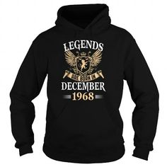 Legends Are Born In December 1965