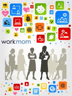 What does every #workmom strive for all day, every day? A bit more ease. These apps can help.