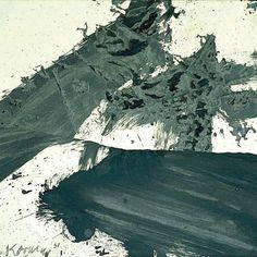 Willem de Kooning - Black And White, 1951