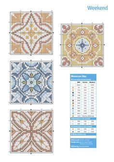 Gallery.ru / Фото #51 - Сrоss Stitсh Сrazy 219 - WhiteAngel Biscornu Cross Stitch, Cross Stitch Charts, Cross Stitch Designs, Diy Embroidery, Cross Stitch Embroidery, Embroidery Patterns, Cross Stitch Geometric, Cross Stitch Cushion, Rico Design