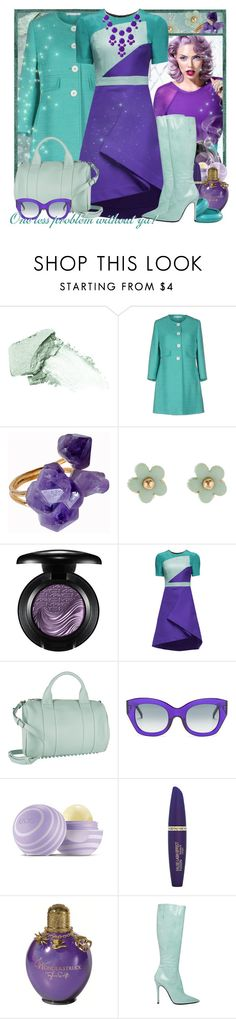 """""""266 one less, one less, problem!"""" by virtual-closet-collector ❤ liked on Polyvore featuring Stila, Tagliatore, Helix & Felix, L'Oréal Paris, Accessorize, MAC Cosmetics, Lattori, Alexander Wang, Marni and Eos"""