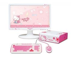 hello kitty nettop computer minew A10