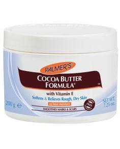 Palmer's Cocoa Butter Formula Original Solid Formula 200g + 30% Bonus - Beauty by Zara