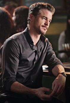 well hello there eric dane (aka mc. steamy)