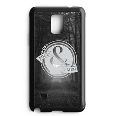 Of Mice And Men Samsung Galaxy Note 4 Case