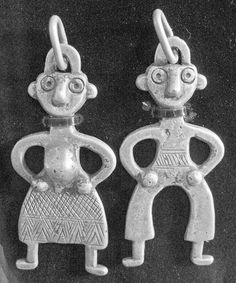 Mapuche figures by dbeck03, via Flickr