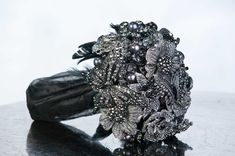 Gothic, Alternative or Non-Traditional bouquets and accessories - Deposit and Ordering information