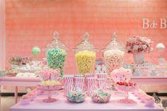 Pipocas coloridas para a #festabdebruna bailarina, balão, bossa-nova, borboleta, bossa-nova, babados, bicicleta, bombom, balinha, batatinha, bolinha de sabão...