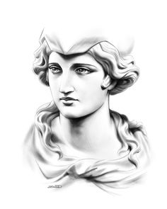 Alexander the Great by Develv King of the Ancient Greek kingdom of Macedonia and Hegemon of a united Greece