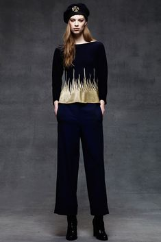 Alberta Ferretti Pre-Fall 2014 Collection Photos - Vogue