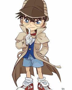 43 Likes 2 Comments Otaku Unity Otaku Unity99 On Instagram Anime Art Detective Conan Gt All The Credits To The Artist L đang Yeu Anime Detective