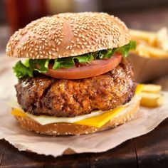 Like meat? Then you'll love these short rib-stuffed burgers. Toss them with Gator Ron's Heavenly BBQ Sauce or Chipotle BBQ Sauce, pop 'em on the grill and enjoy! #teelieturner #BBQburger #teelieturnershoppingnetwork #abesmarket www.teelieturner.com