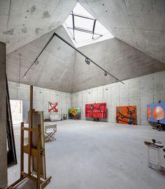 Studio for Arranz Bravo / Garcés - De Seta - Bonet