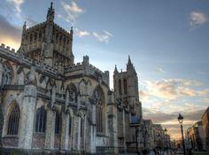Bristol Cathedral, United Kingdom   Picfari.com