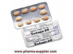 Tadaga 20mg Tablets - BuildersGhar | pharma supplier | Scoop.it