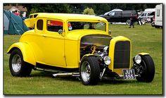 American Graffiti 32 Ford   1932 Ford Duce Coupe - American Graffiti look a like