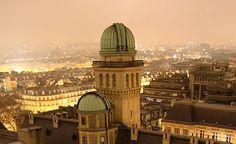 Visite de l'observatoire de la Sorbonne