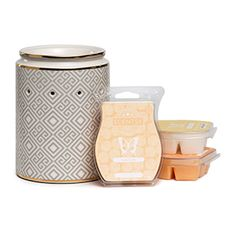 1 $40 Warmer + 3 Scentsy Bars for $54 (save $1)