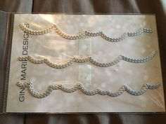 Stitched Cloud Borders Dies by Gina Marie Designs