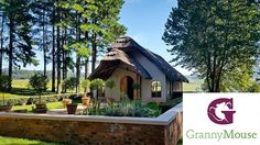 Granny Mouse Country House & Spa in the Natal Midlands Meander offers accommodation as quaint as the name of the hotel implies Midland Meander, Wedding Venues, Wedding Ideas, Spa, Cabin, Country, House Styles, Outdoor Decor, Home Decor