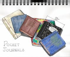 Pocket Journal Collection