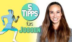 Tipps fürs Laufen - Joggen für Anfänger - optimal Fett verbrennen - Rich...