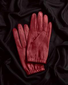 aa6689ebd5946 Women s Unlined Italian Fashion Leather Gloves With Short Wrist By Fratelli  Orsini