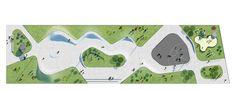 Imagem 21 de 28 da galeria de Skatepark LEMVIG / EFFEKT. Planta Baixa