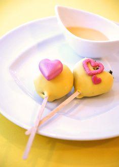 Eierlikör Rezept: Cake Pops Kuchen am Stiel ''Amore Cake Pops mit VERPOORTEN ORIGINAL'' (Konditoren-Weltmeisterin Andrea Schirmaier-Huber) - Backrezepte - VERPOORTEN