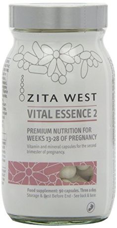 (Pack of 3) Zita West - Vital Essence 2 90 Capsule - http://vitamins-minerals-supplements.co.uk/product/pack-of-3-zita-west-vital-essence-2-90-capsule/
