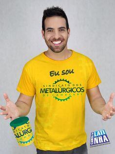 Camisas Para Sindicatos Sublimação Total