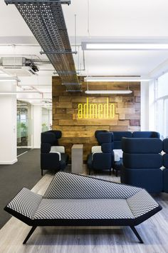 Admedo Offices – London Offices of advertising firm Admedo located in London.