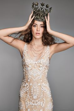 Shop designer bridal gowns like the Corella Style 50104 dress by Willowby and other bridal accessories at Blush Bridal. Blush Bridal, Bridal Lace, Bridal Style, Couture Wedding Gowns, Fit And Flare Wedding Dress, Mermaid Gown, Bridal Boutique, Wedding Suits, Nordstrom Dresses