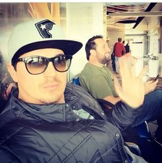 Zak Bagans and Billy Tolley. #GhostAdventures