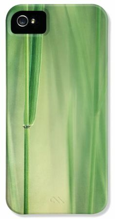 green grass iPhone 5 Case / iPhone 5 Cover for Sale by Priska Wettstein