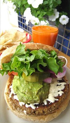 Veggie Burger from Mother's Cafe and Garden located at 4215 Duval St. This spot is one of the best vegetarian restaurants in the world! Mother's Cafe, Veggie Restaurant, Best Vegetarian Restaurants, Cheese Shop, Vegan Ice Cream, Hyde Park, Grubs, Avocado Toast, Food To Make