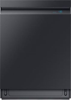 Samsung 24 Inch Dishwasher with 15 Place Settings, Linear Wash System, Whisper Quiet Cleaning and AuotRelease Door in Black Stainless Steel Fully Integrated Dishwasher, Built In Dishwasher, Gas Boiler, Clean Pots, Kitchen Appliance Packages, Electric Cooktop, Samsung, Cabinet Lighting, Black Stainless Steel