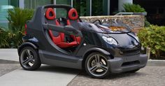 Be Different With This Insanely-Rare Smart Crossblade #Galleries #Smart