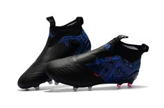 huge selection of 06d02 3b785 adidas ACE 17+ PureControl FG AG Dragon - Core Black Blue LIMITED EDITION