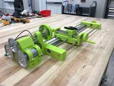 Printed Lathe: 16 Steps (with Pictures) Impression 3d, Cnc, Websites Like Etsy, 3d Printed Objects, 3d Printing Service, 3d Projects, Arduino Projects, Project Ideas, Lathe