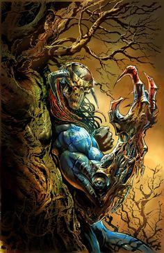 The Art of Ashraf Ghori • 'Death's Head II' Art by Liam Sharp, Colored by...