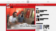 Live the Virtual Experience (LVE®) on Radio Deejay