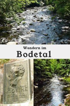 Wandern im Bodetal - Harz