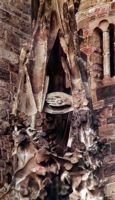 Templo Expiatório da Sagrada Família - Barcelona, Espanha (4 de 6)