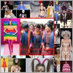 """ANTE TANTA """"TONTACA"""" PASARELA // Antes la mujer ideal del hombre era -en el Bután- trabajadora, fuerte, confiable, sostén de su familia, buena madre; poco importaba figura y vestimenta. El caso es que han visto en la """"tele"""" pasarelas con féminas delgadas, """"bien vestidas""""(?), sofisticados semblantes displicentes y sin preocupación en apariencia; la mujer virtual todo ha cambiado con respecto al """"eterno femenino""""…(Ver ➦)…"""